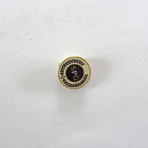 SPG Rozet Metal Objeler Lapel Badge