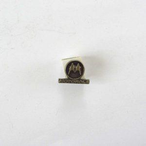 Motorola Rozet Metal Objeler İletişim