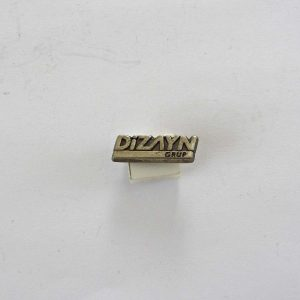 Dizayn Grup Rozet Metal Objeler Lapel Badge