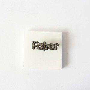 Faber Rozet Metal Objeler Eğitim