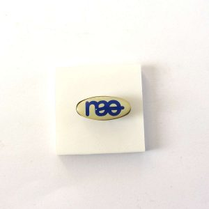 nae Rozet Metal Objeler Lapel Badge