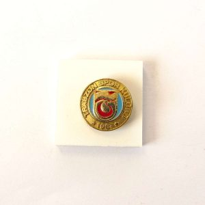 Trabzonspor Rozet Metal Objeler Lapel Badge