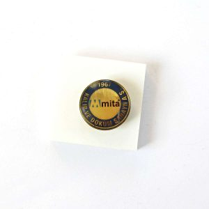 Mita Kalıp Rozet Metal Objeler Lapel Badge