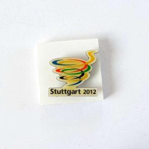 Stuttgart 2012 Rozet Metal Objeler 2012