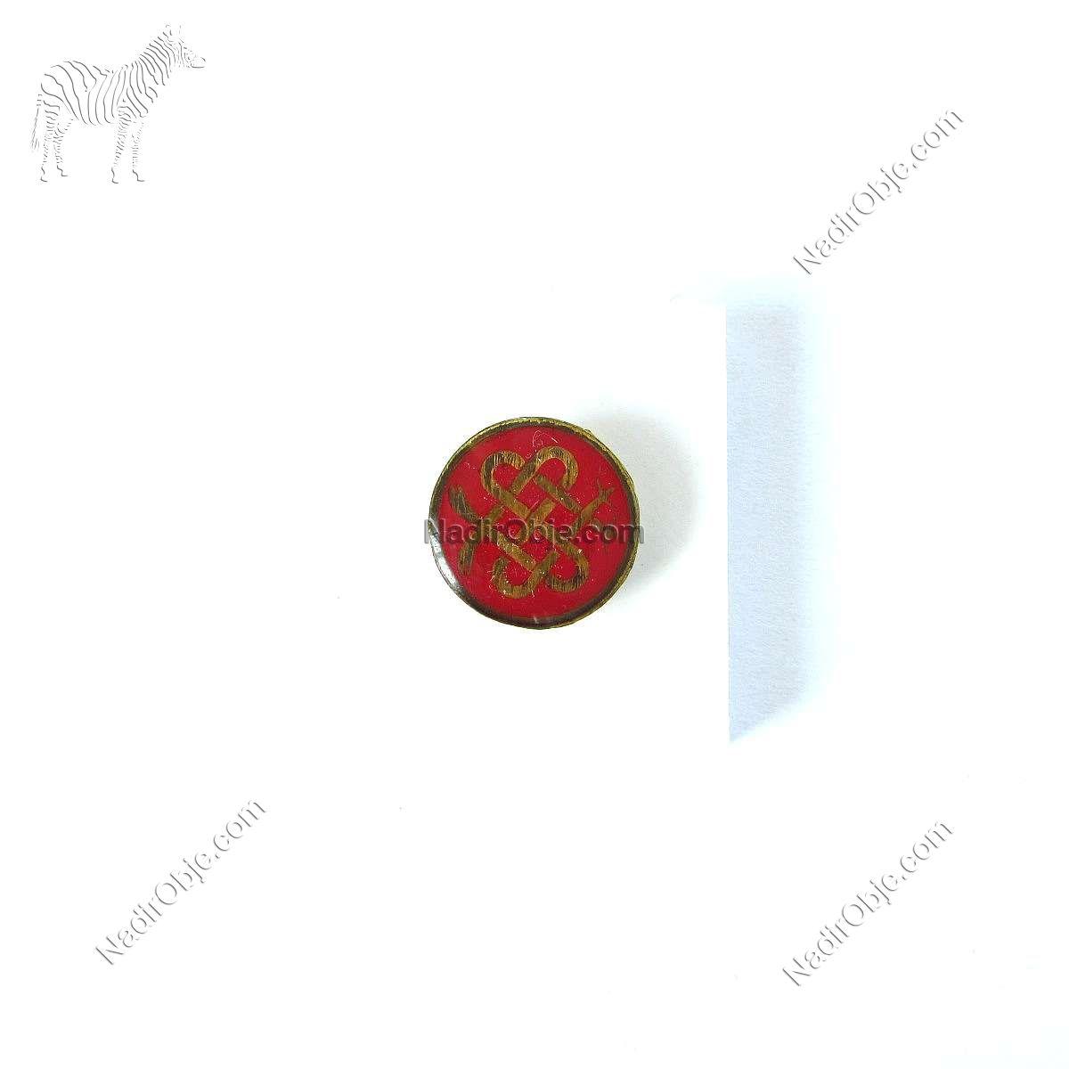 Sağlık Rozeti Metal Objeler Lapel Badge