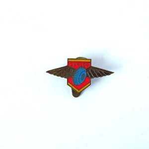 Dunlop Rozet Metal Objeler Lapel Badge
