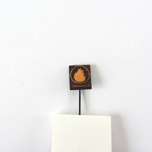 Termika Rozet Metal Objeler Lapel Badge