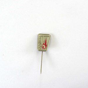 Ognjisce Yaka Rozeti Metal Objeler Lapel Badge