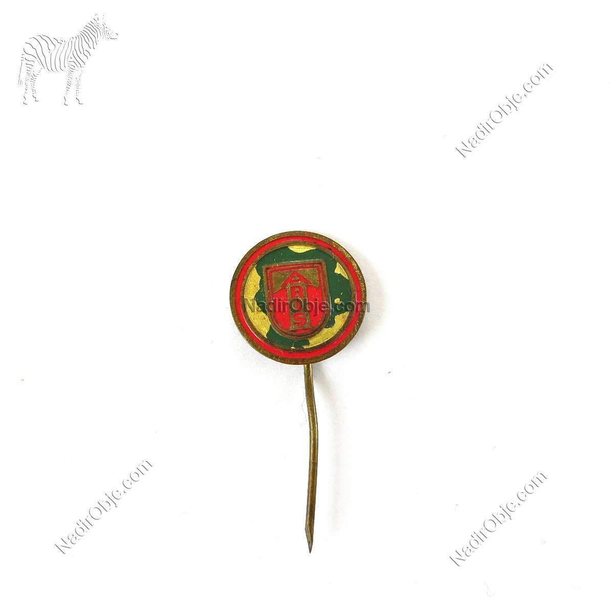 Tariş Rozet Metal Objeler Lapel Badge