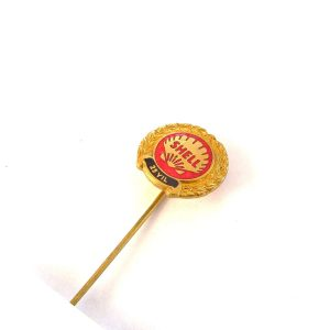 SHELL 25 Yıl Rozet Metal Objeler Lapel Badge