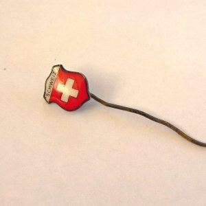 SCHWEIZ Rozet Metal Objeler İsviçre