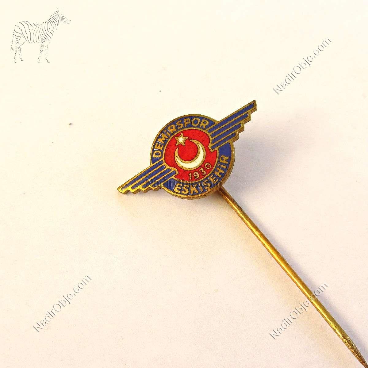 Demirspor Rozet Metal Objeler Eskişehir