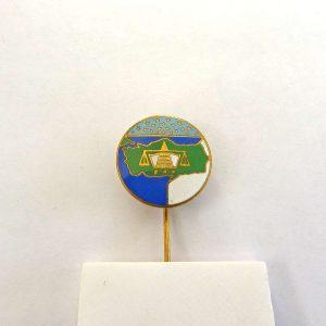 Tapu Kadastro Rozet Metal Objeler Lapel Badge