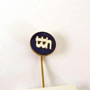 Mineli Rozet Metal Objeler Lapel Badge