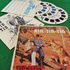 Rin Tin Tin View-Master Film Diğer Objeler 3Boyutlu