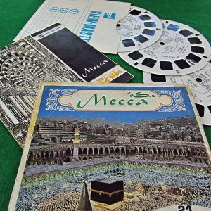 Mecca View-Master Film Diğer Objeler 3Boyutlu