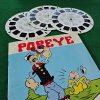 Popeye View-Master Film Diğer Objeler 3Boyutlu