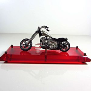 Metal Motorsiklet Metal Objeler Akrilik