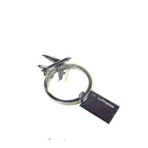Lufthansa Havayolları Anahtarlık Metal Objeler Anahtarlık