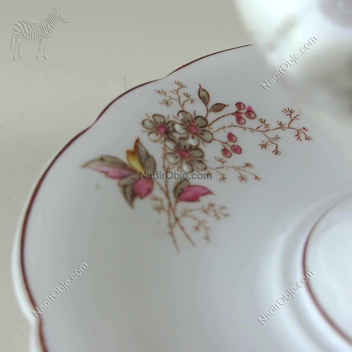 Porselen Dekoratif Çömlek Seramik-Porselen Objeler Çömlek